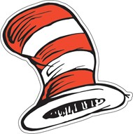 Dr. Seuss Week at Ninth District Elementary