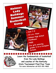 Lady Bulldog Basketball Camp