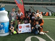 Visit to Paul Brown Stadium