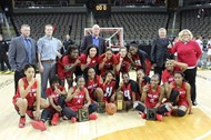 Congratulations Lady Bulldogs - 9th Region Basketball Champions