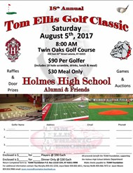 Tom Ellis 18th Annual Golf Outing