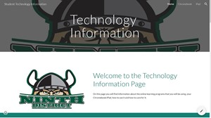 Tech Info Website