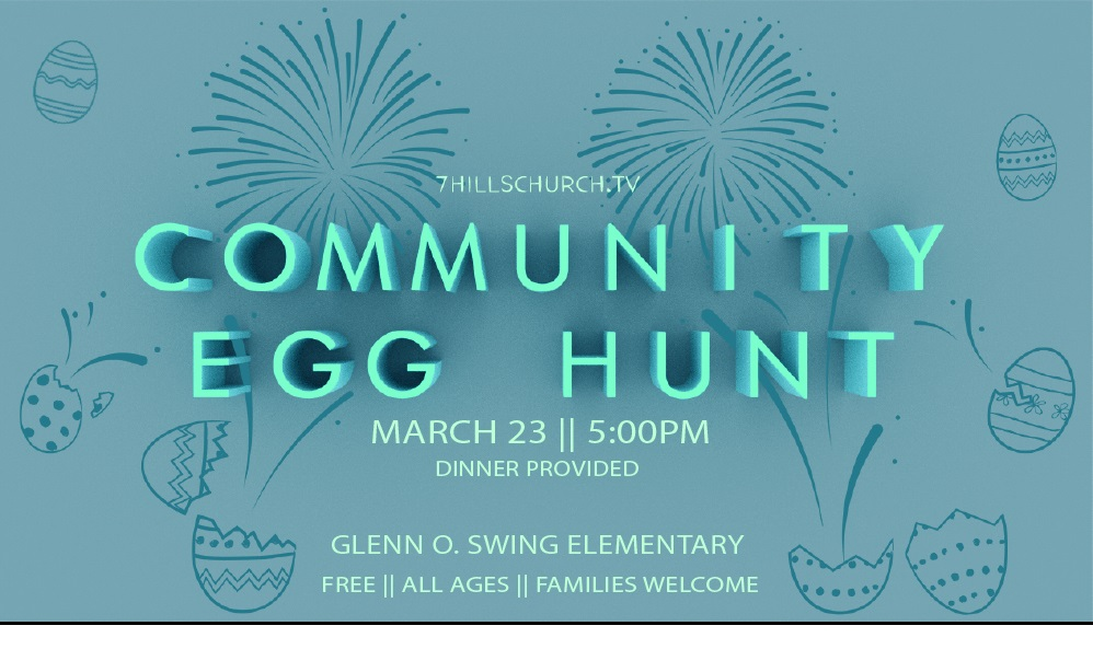 Community Egg Hunt