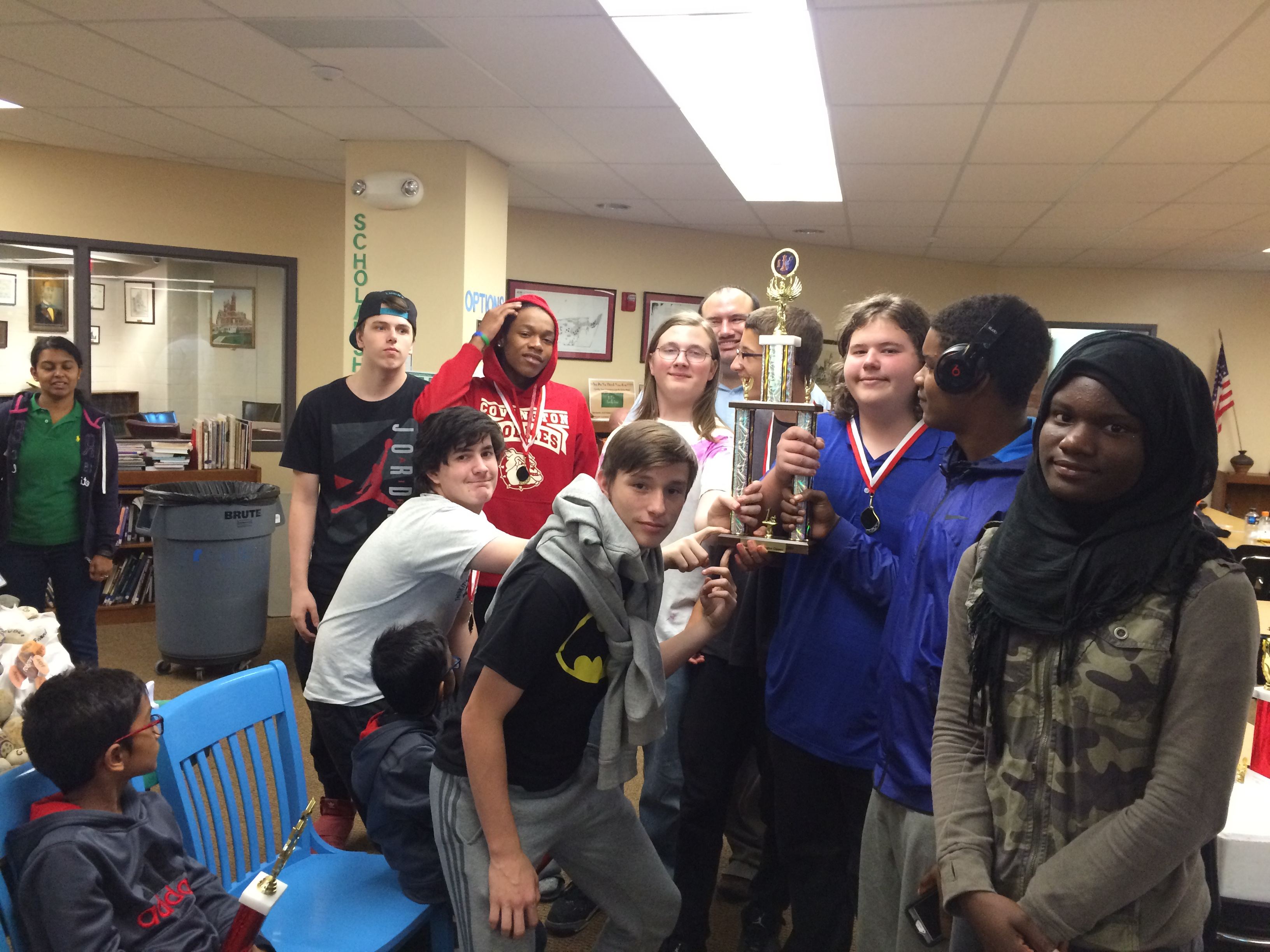 Chess Tournament Champions