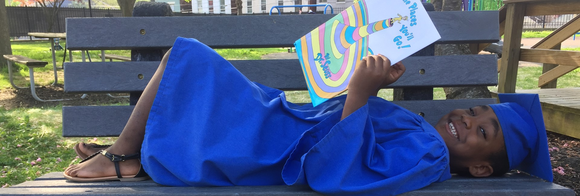 James E. Biggs preschool students are ready for graduation
